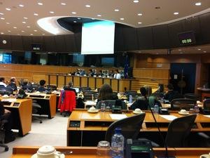 European Parliament seminar
