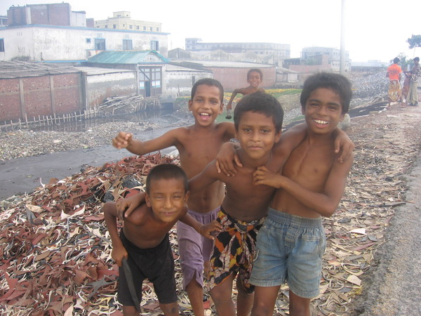 Bangladesh, boys